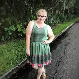 Matilda Jane Dress EUC